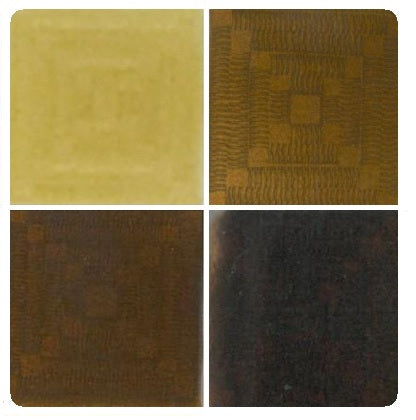 Emaux-Soyer Lead-bearing Transparent Enamels - Brown Colourwave (Select Colours from Dropdown List)