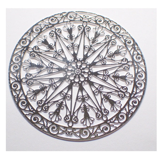 Filigree Circle - Large