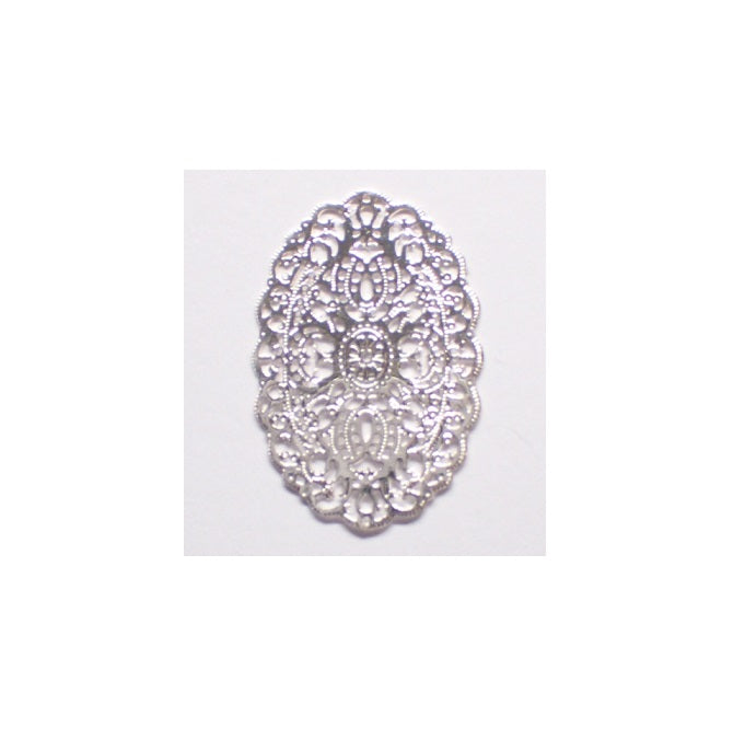Filigree Oval - Small