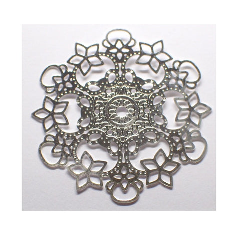 Filigree Snowflake - Large