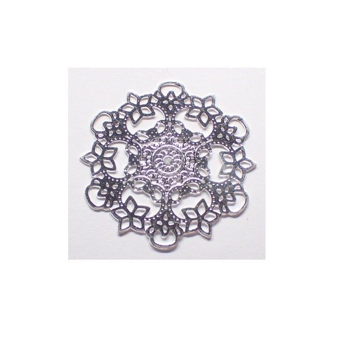 Filigree Snowflake - Small