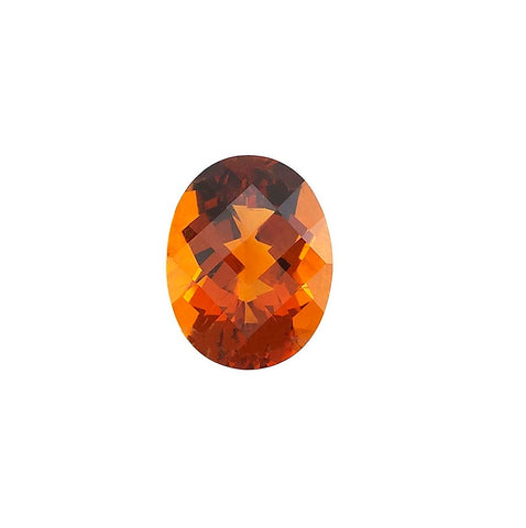 Fire Citrine (Natural Gemstone) - OVAL