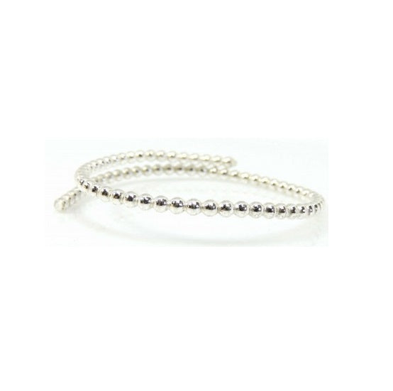 Sterling Silver Gallery Wire - Ball (3mm)