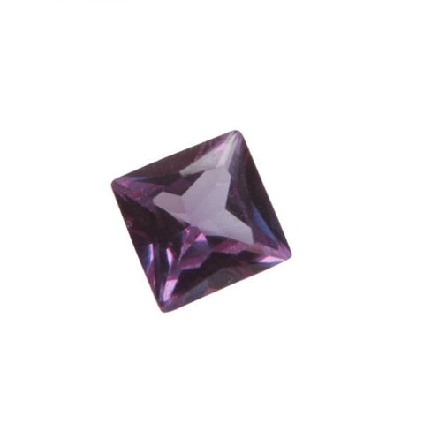 Alexandrite (Lab Grown) - SQUARE