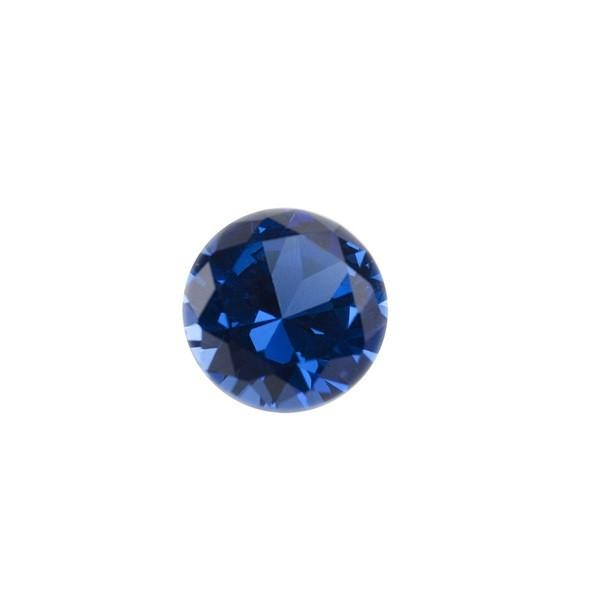 Gemstones, Pearls & Gem Testers - Blue Spinel (Lab Grown) - Faceted