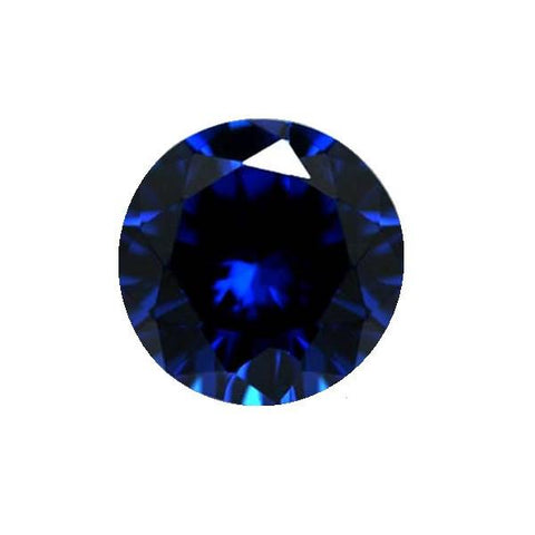 Dark Blue Spinel (Nano Crystal) - ROUND