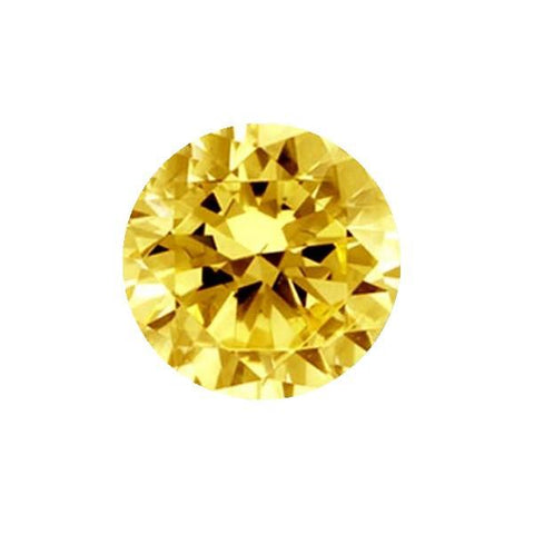 Golden Yellow (Nano Crystal) - ROUND