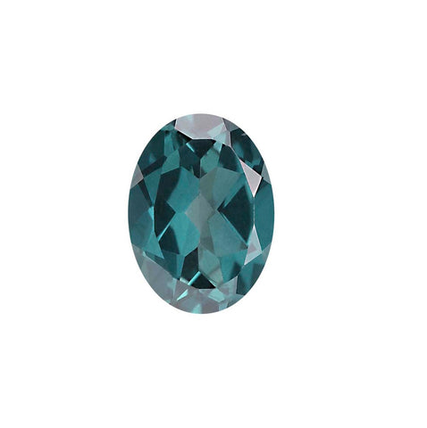 Green Topaz (Natural Gemstone) - OVAL