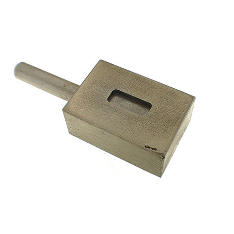 Ingot Mold with Handle - 5 Grams