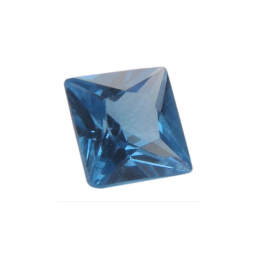 Blue Spinel (Lab Grown) - SQUARE
