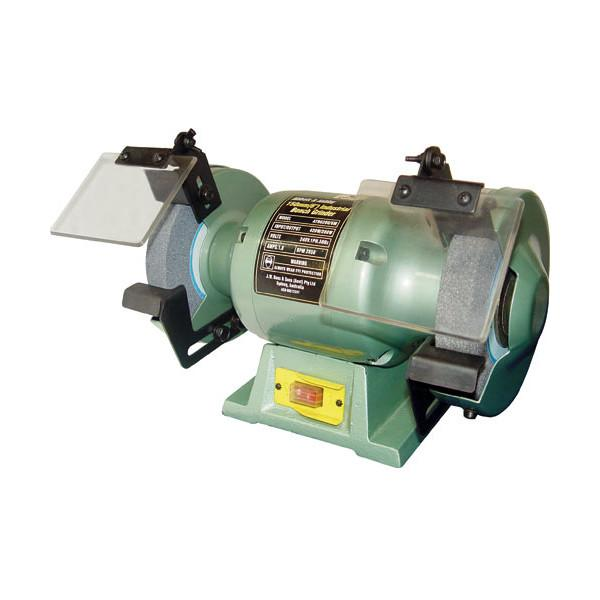 "Major Equipment & Accessories - Abbott & Ashby 6"" Bench Grinding Machine"