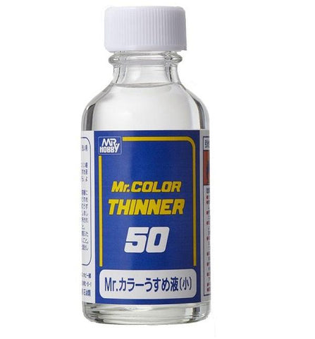 Mr. Color Thinner & Brush Cleaner