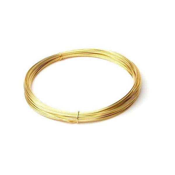 Metals - Brass - Round Wire