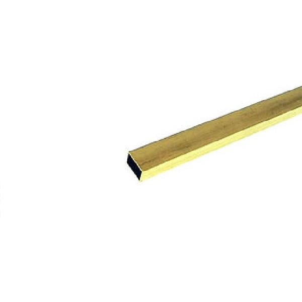 Metals - Brass Tube (Chenier) - Rectangle