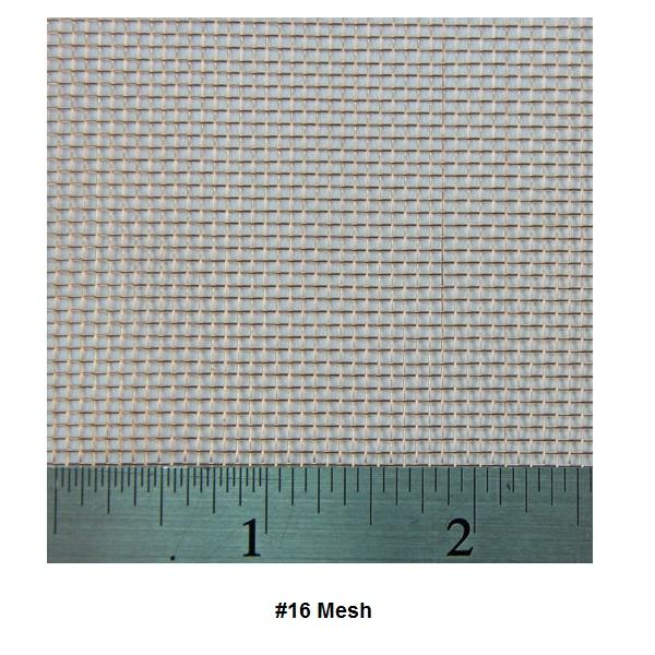 Metals - Phosphor Bronze Mesh