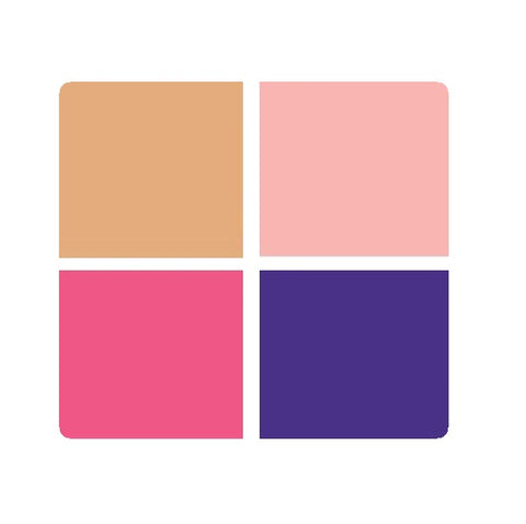 Mr. Color Opaque Enamel Paint for Metal: Pink / Purple Colourwave (Use Dropdown List to Select Colour)