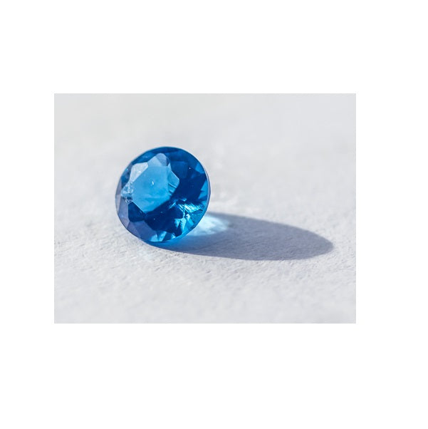 Medium Swiss Blue (Nano Crystal) - ROUND