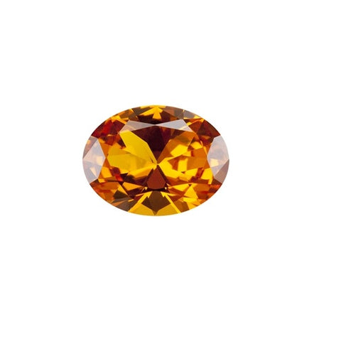 Dark Orange (Nano Crystal) - OVAL
