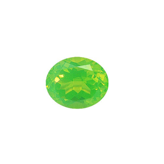 Kryptonite Opal (Nano Crystal) - OVAL