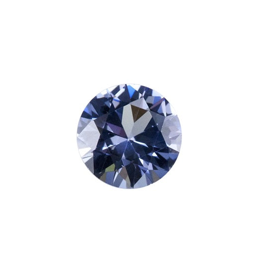 Tanzanite, Light (Nano Crystal) - ROUND