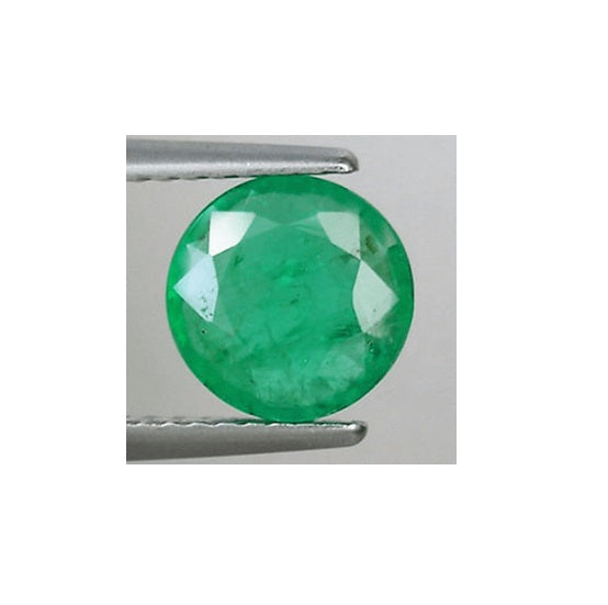 Emerald (Natural Gemstone) - ROUND