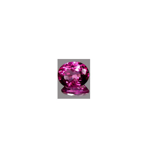 Pink Topaz (Natural Gemstone) - OVAL