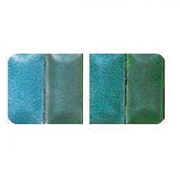 Ninomiya Lead-Bearing Transparent Enamels - Blue-Green Colourwave (Select Colours from Dropdown List)
