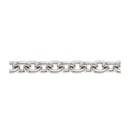 Oval, Trace - Extra Heavy  (11.0mm x 9.5mm) #OCA250