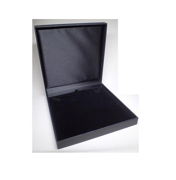 Point Of Sale Display, Packaging & Cloths - Leatherette Boxes - Black Outer / Black Inner