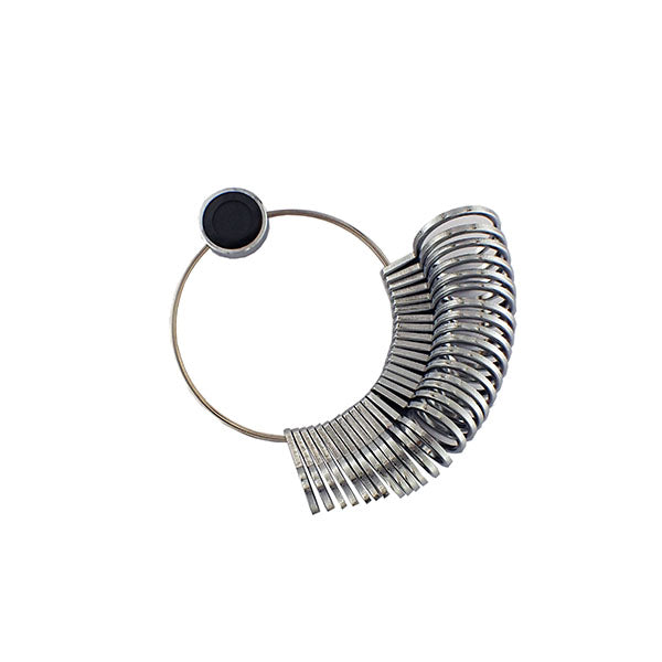Ring Sizer - Flat Profile (European Sizes)