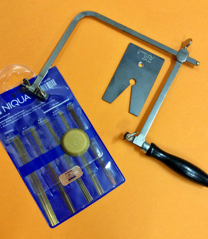 Deluxe Saw Piercing Kit