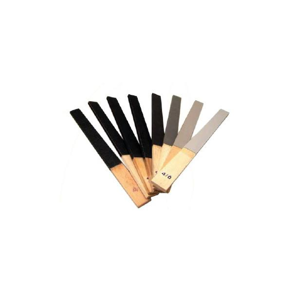 Tools & Consumables - Covered Emery Sticks