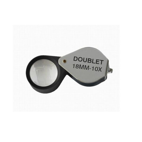 Handheld Magnifying Loupes - Doublet