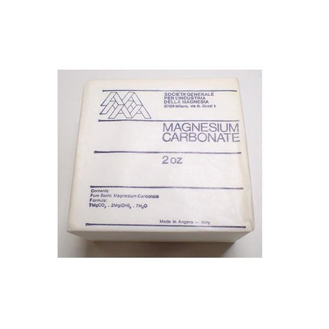 Magnesium Carbonate Block (2oz)