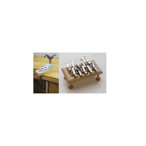 Tools & Consumables - Mini Stake Forming Set (12 Piece)