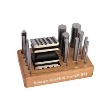 Tools & Consumables - Swage Block (Design Block) Set