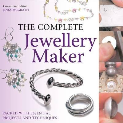 Tools & Consumables - The Complete Jewellery Maker - Consultant Editor Jinks Mcgrath