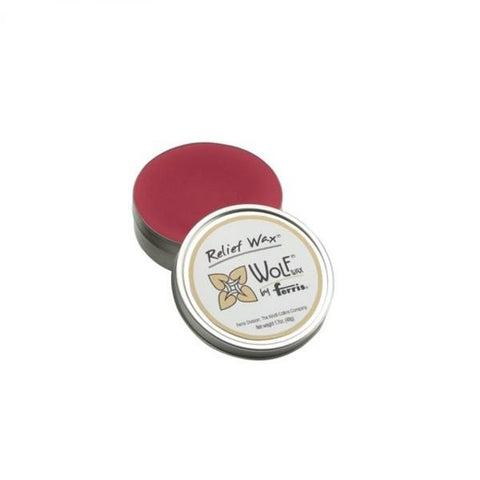 Tools & Consumables - Wolf Wax By Ferris Relief Wax 3oz Tin