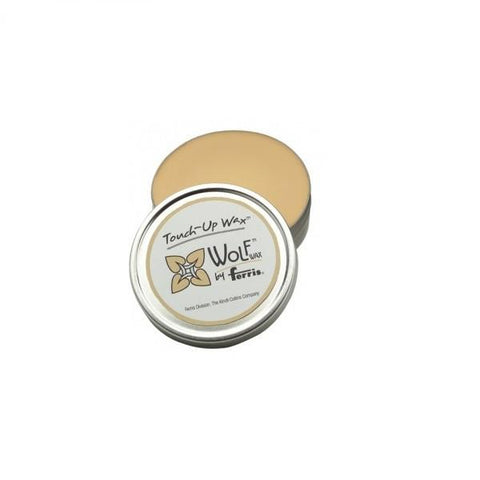 Tools & Consumables - Wolf Wax By Ferris  Touch Up Wax (1.5oz Tin)  - SOLD OUT