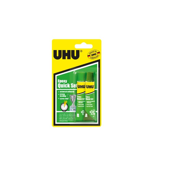 UHU Quick Set 2 Part Epoxy