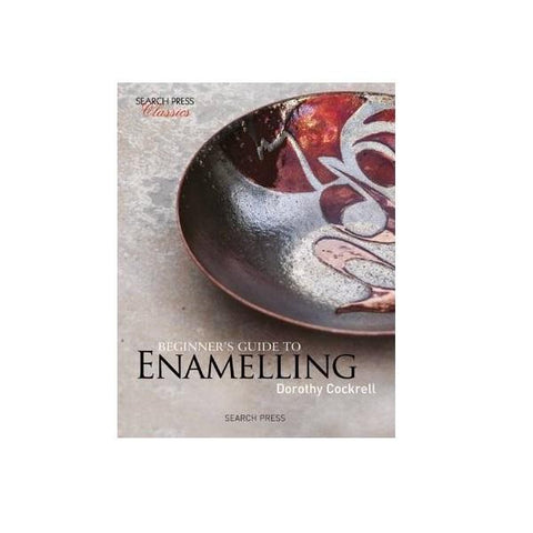 Vitreous Enamels & Accessories - Beginner's Guide To Enamelling - OUT OF STOCK