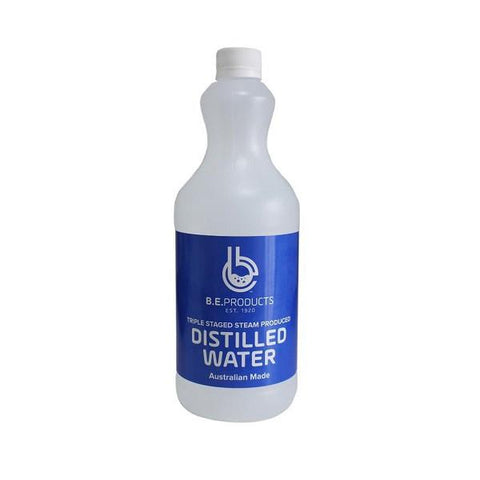 Vitreous Enamels & Accessories - Distilled Water