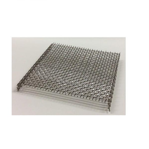 Vitreous Enamels & Accessories - Stainless Steel Flanged Mesh Mat