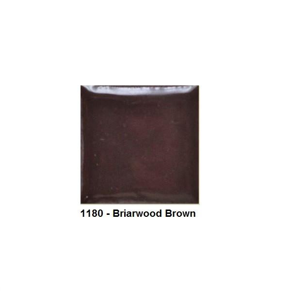 Vitreous Enamels & Accessories - Thompson Lead-Free Opaque Enamels - Brown