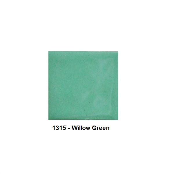 Vitreous Enamels & Accessories - Thompson Lead-Free Opaque Enamels - Green