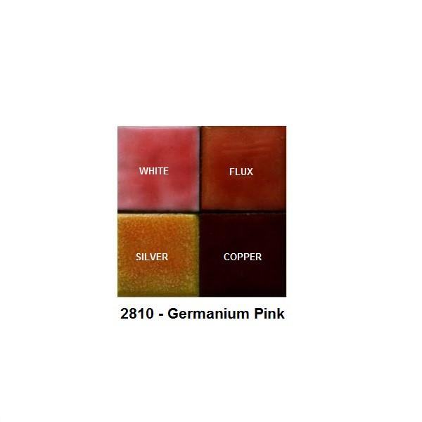Vitreous Enamels & Accessories - Thompson Lead-Free Transparent Enamels - Pink / Red / Orange