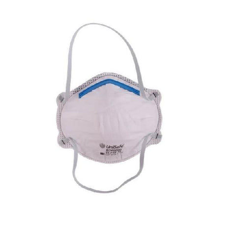 Vitreous Enamels & Accessories - Unisafe Disposable Safety Masks - P2 (Dust, Mist & Fumes)