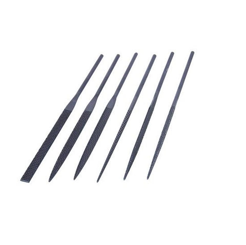 Wax Needle Files (Set of 6) - Best Quality