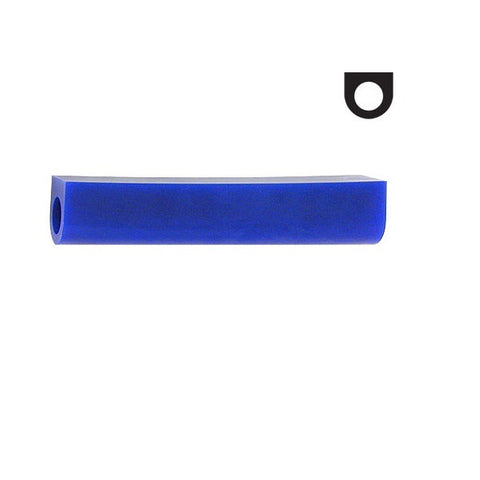 Ferris File-A-Wax Ring Tube - Blue / T-100