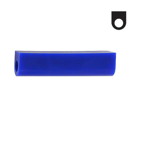 Ferris File-A-Wax Ring Tube - Blue / T-250